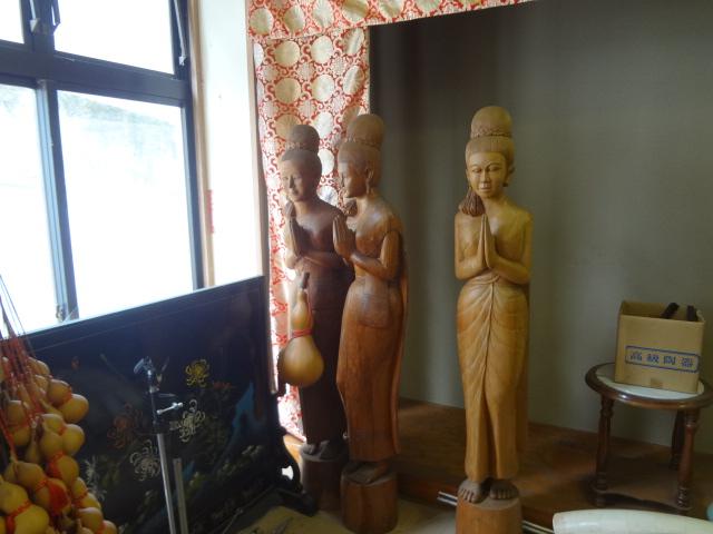 木製品 骨董品