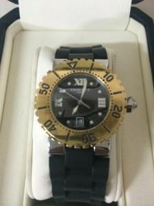 CHAUMET(ショーメ) 腕時計 クラスワン ゴールド