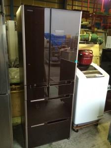 日立 ノンフロン冷凍冷蔵庫 R-G4800D