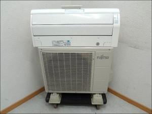富士通 エアコン(11年製、AS-R22A-W)