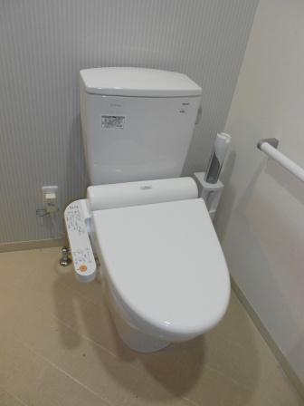美品 TOTO ウォシュレット付 洋式トイレ TCF2121