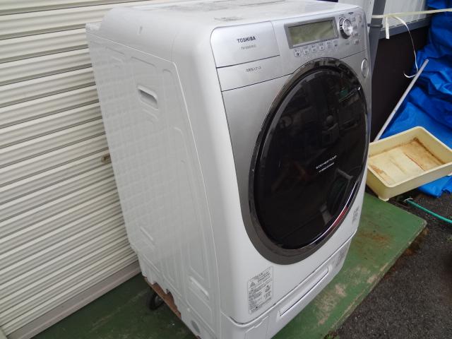東芝ドラム式洗濯乾燥機(TW-3000Ve) 買取