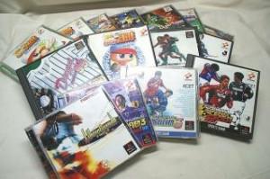 PlayStation(プレステ)ソフト