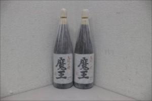 本格焼酎 名門の粋 魔王 1800mlを買取