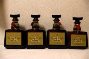 サントリーのウイスキー ローヤルSRを買取