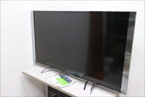 パナソニック ビエラ 4K液晶テレビ(TH-55DX850)を買取