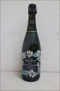 BLANC DE BLANCS(ブラン・ド・ブラン)スパークリングワインホワイトを買取