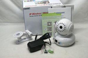 WANSCAM(ワンスカム)の無線カメラ(防犯カメラ・監視カメラ)を買取