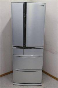 Panasonic(パナソニック)の冷蔵庫NR-F457T-Sを買取