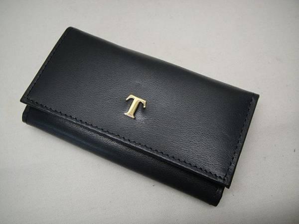 TIFFANY&Co 4連キーケース