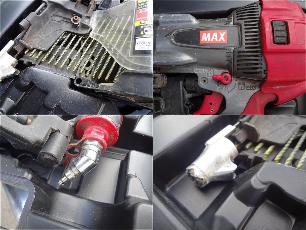 MAX高圧コイルネイラHN-90N3 (2)