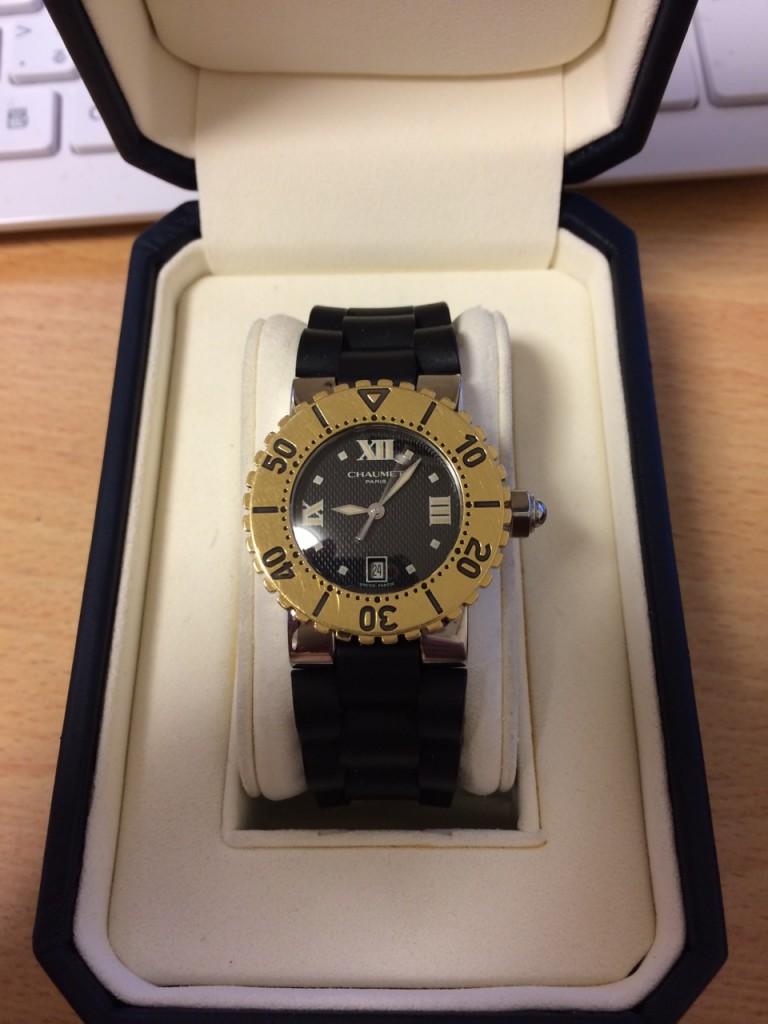 CHAUMET(ショーメ)腕時計