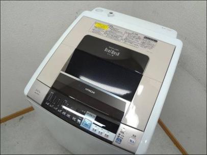 日立(BW-D8SV)洗濯乾燥機