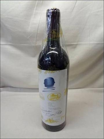 ワイン買取 (OPUS ONE)オーパスワン 未開栓