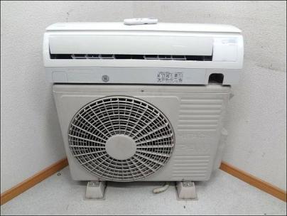 日立 ルームエアコン RAS-LC22X 内部洗浄済 6畳