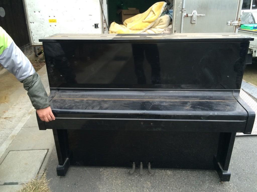 YAMAHA アップライトピアノ 買取