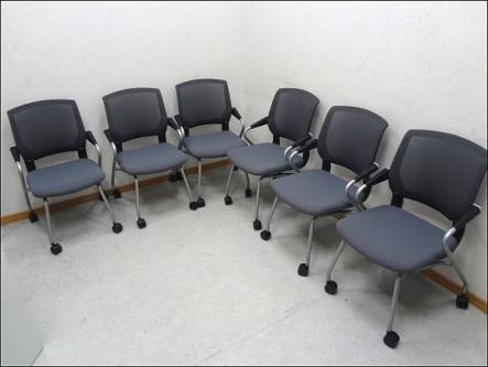 コクヨ 会議用椅子 サテリテ オフィス家具
