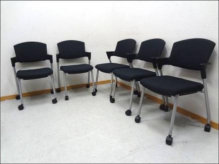 コクヨ 会議用椅子 プロッティ オフィス家具