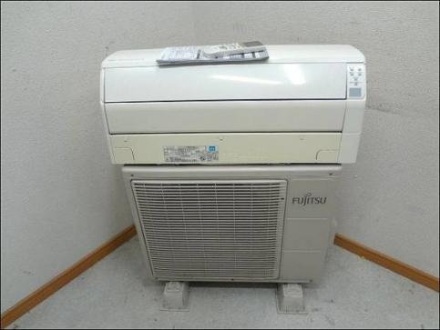 B'10年製 富士通エアコン AS-R22W-W 富士通エアコン AS-R22W-W