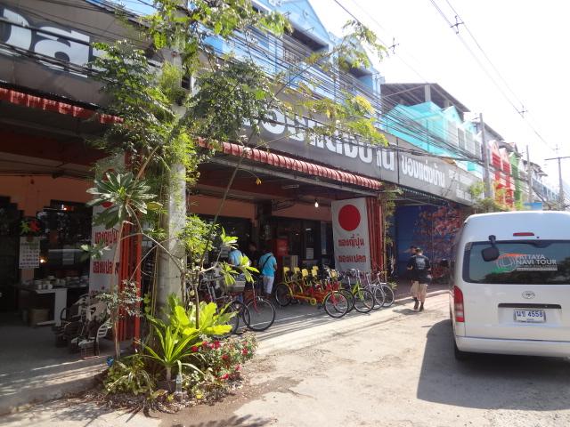 タイ、バンコクの日本のリサイクルショップ
