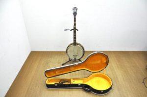 pirles/ピアレス☆バンジョー/5弦/ビンテージ★買取いたしました!