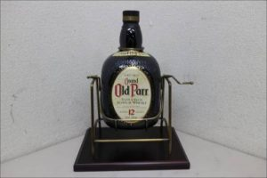 未開封のお酒★オールドパー 12年 3750ml買取致しました!