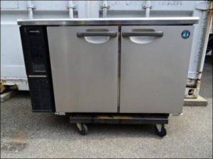 '09年製 ホシザキ 台下冷蔵庫 RT-115PTE★買取いたしました!