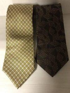 Dior ネクタイ2本セット 買取いたしました!