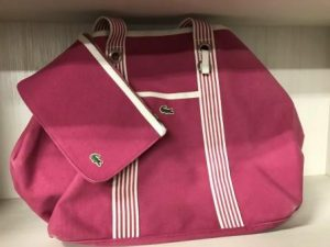 LACOSTE/ラコステ☆トートバッグ 買取いたしました!
