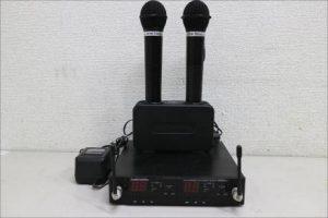 audio-technica 電波式ワイヤレスマイクセット★買取いたしました!
