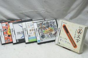 NINTENDO/ニンテンドー DS ソフト ファイナルファンタジー他 買取いたしました!